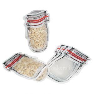 Jar Shaped Pouch